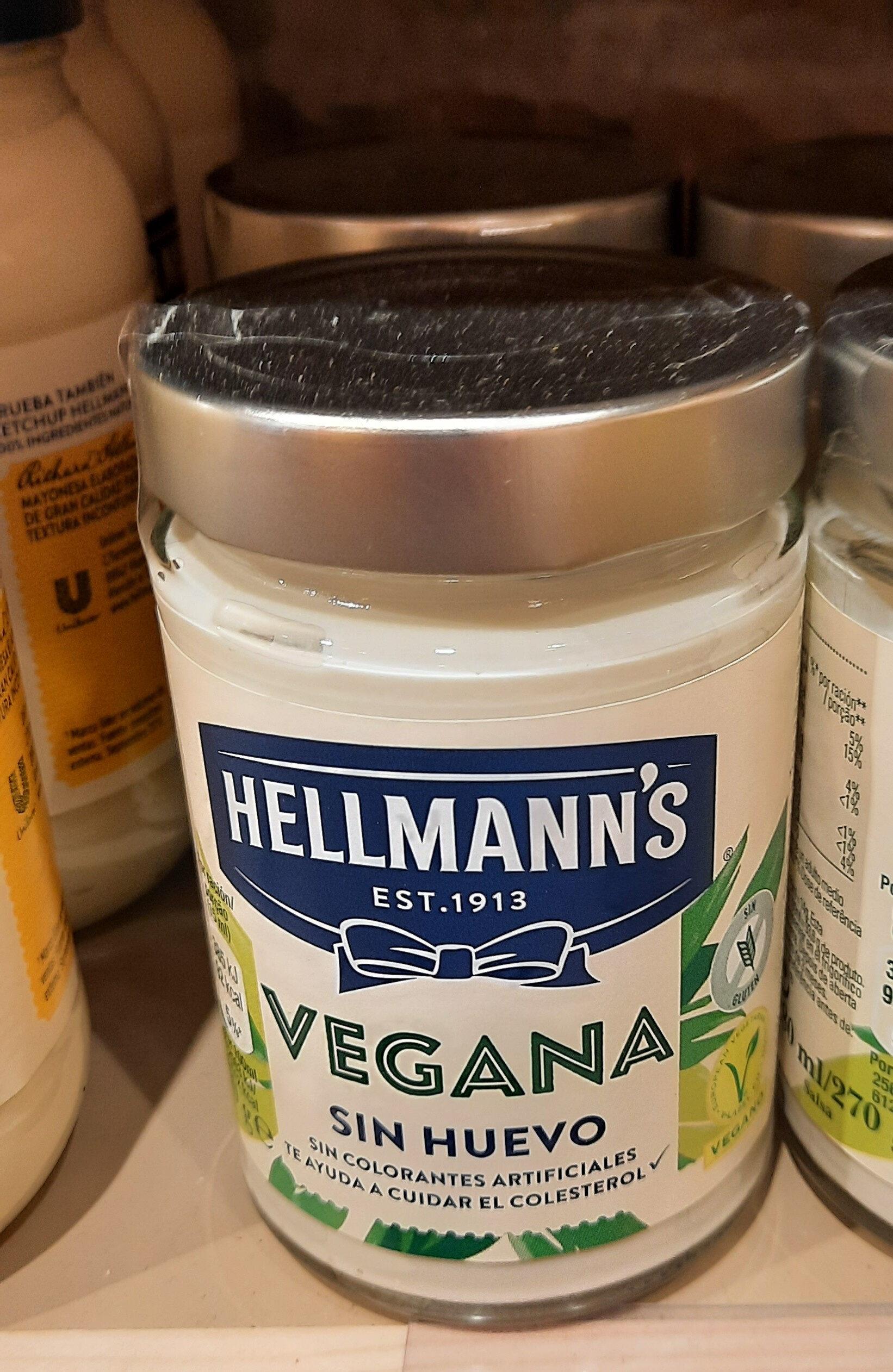 Vegana sin huevo - Producte - ca