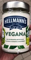 Vegana sin huevo - Produit - fr