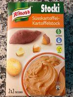 Purée de pomme de terre et patate douce - Product - de