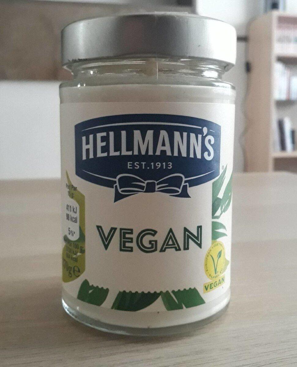 Mayonnaise Hellmann's - Product - fr