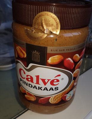 Beurre de cacahuète (pindakaas) - Información nutricional - nl