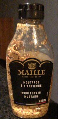 Moutarde à l'ancienne - Prodotto - fr
