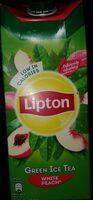 Green ice tea white peach - Product - fr