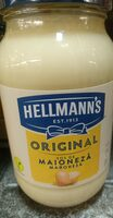 Hellmans original - Product