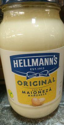 Hellmans original - Продукт - bg