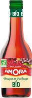 Amora Vinaigre Bio de Vin Rouge - Produit - fr