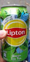 Lipton Green Ice Tea 330ml - Product - en