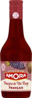 Amora Vinaigre Français de Vin Rouge Bouteille - Produit - fr