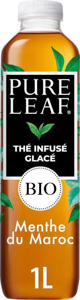 Thé infusé glacé bio saveur menthe du Maroc - Product - fr