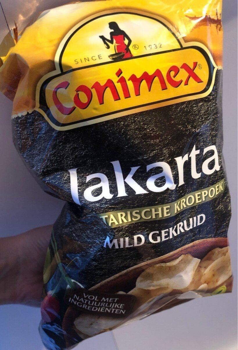 Jakarta vegetarische kroepoek - Product - fr