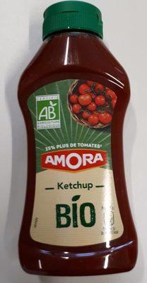 Amora Ketchup Standard Bio - Produit - fr