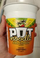 Pot Noodle Jerk Chicken Flavour - Product