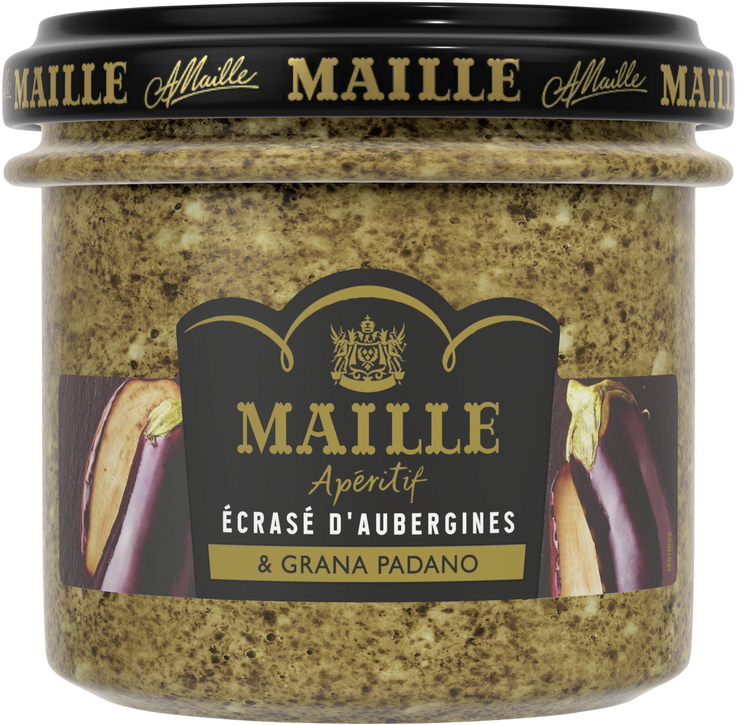 Maille Apéritif Écrasé d'Aubergines & Grana Padano - Product - fr