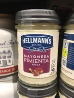 Mayonesa pimienta rosa - Produit - es