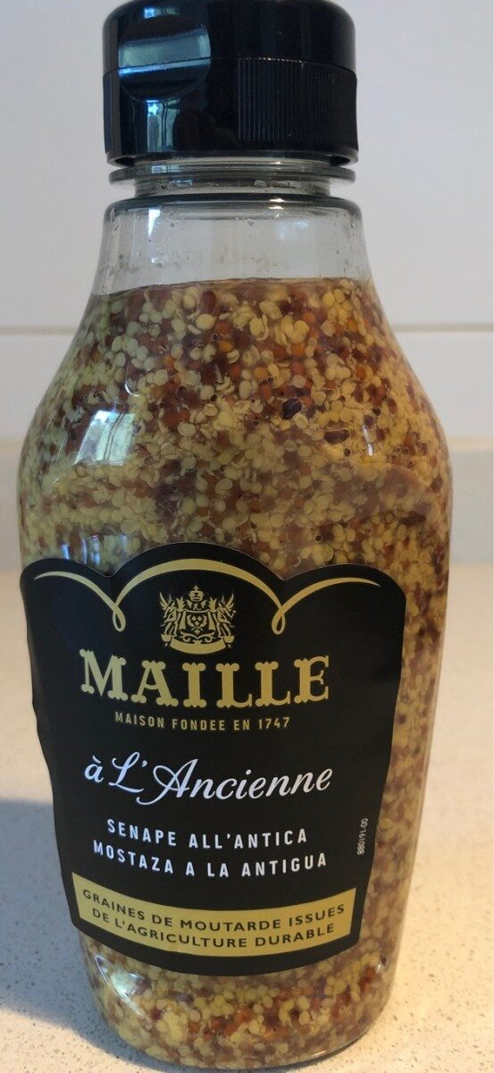 Mostaza Maille - Producte - es