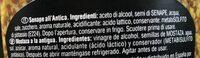 Mostaza Maille - Ingredients - es