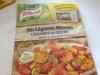 Papillotes légumes du soleil knorr - Product