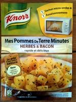 Herbes et Bacon - Produit