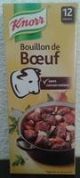 Bouillon de boeuf - Produit