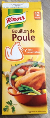 Bouillon de poule - Product