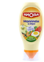 Amora Mayonnaise De Dijon Nature Flacon Souple 415g - Product
