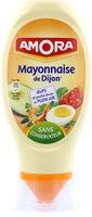 AMORA Mayonnaise de Dijon Flacon Souple - Produit - fr