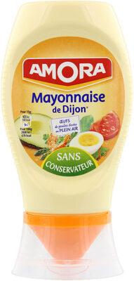 AMORA Mayonnaise de Dijon Flacon Souple - Product - fr