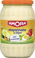 AMORA Mayonnaise de Dijon Bocal - Product - fr