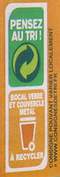 AMORA Mayonnaise de Dijon Bocal - Recycling instructions and/or packaging information - fr