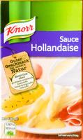 Sauce Hollandaise - Product