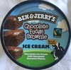Chocolate fudge brownie ice cream - Product