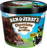 Glace en Pot Chocolat Fudge Brownie - Product