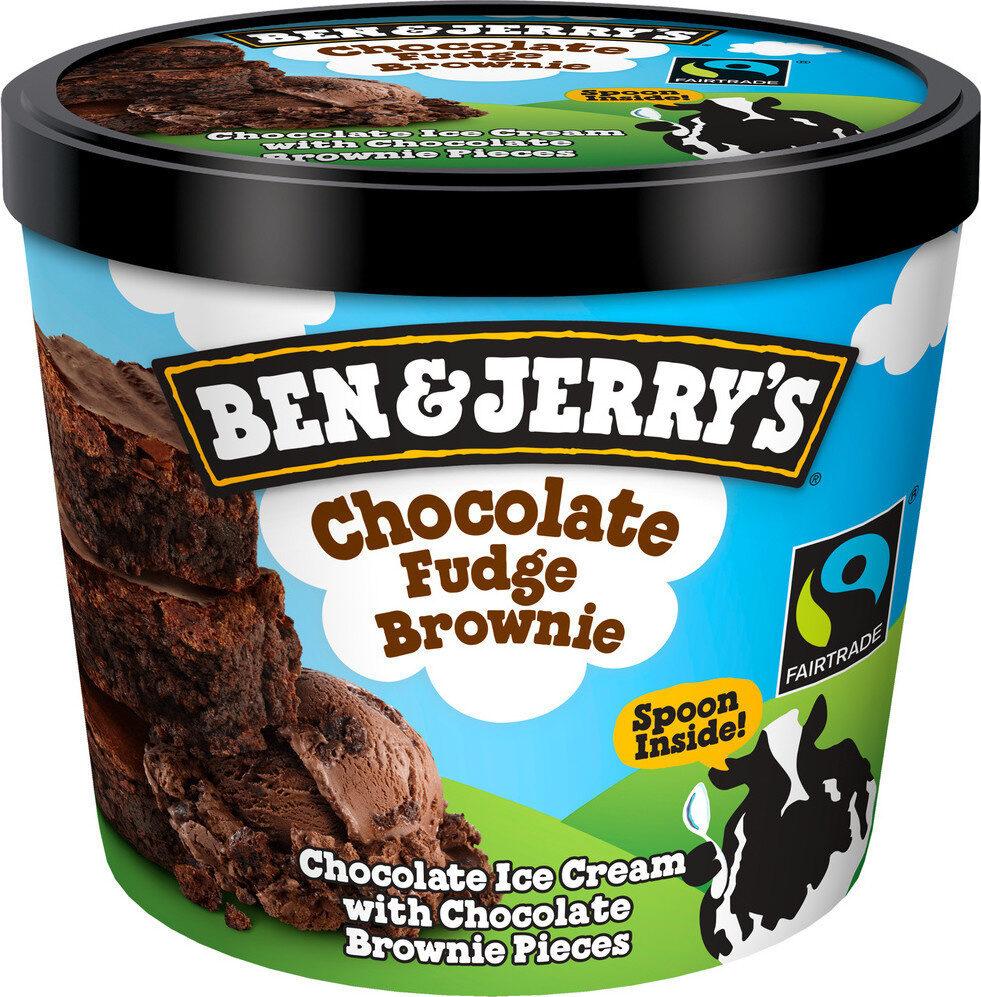 Chocolate Fudge Brownie - Produit - en