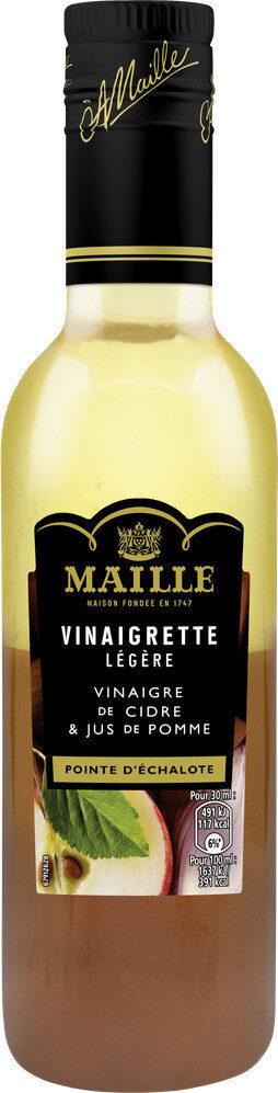Maille Vinaigrette Légère Huile de Sésame & Sauce Soja Graines de Sésame Torréfiées - Product - fr