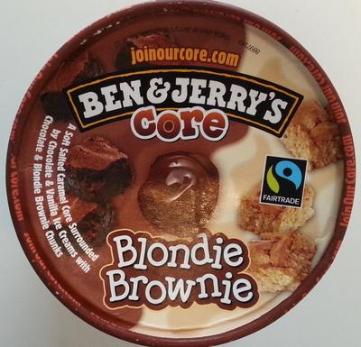 Blondie Brownie - Produkt