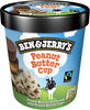 Ben & Jerry's Glace Pot Peanut Butter Cup Cacahuète - Product