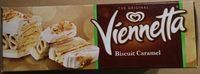 Viennetta Biscuit Caramel - Produkt - de