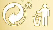 Viennetta Dessert Glacé Biscuit Caramel 7 parts 650ml - Recyclinginstructies en / of verpakkingsinformatie - fr