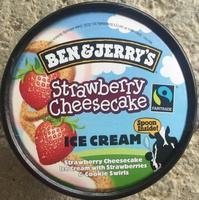 Strawberry cheesecake - Product