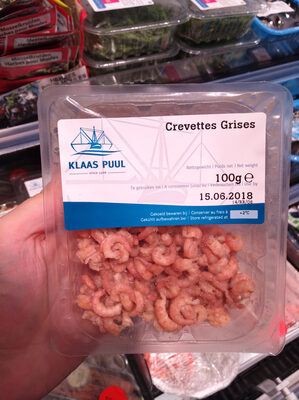 Crevettes grises - 3