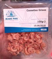 Crevettes grises - Produit - fr