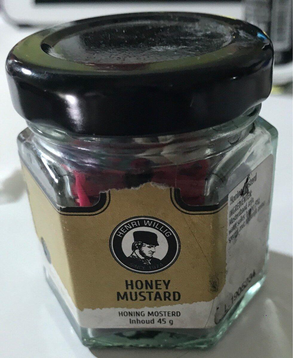 Honey mustard - Product - es