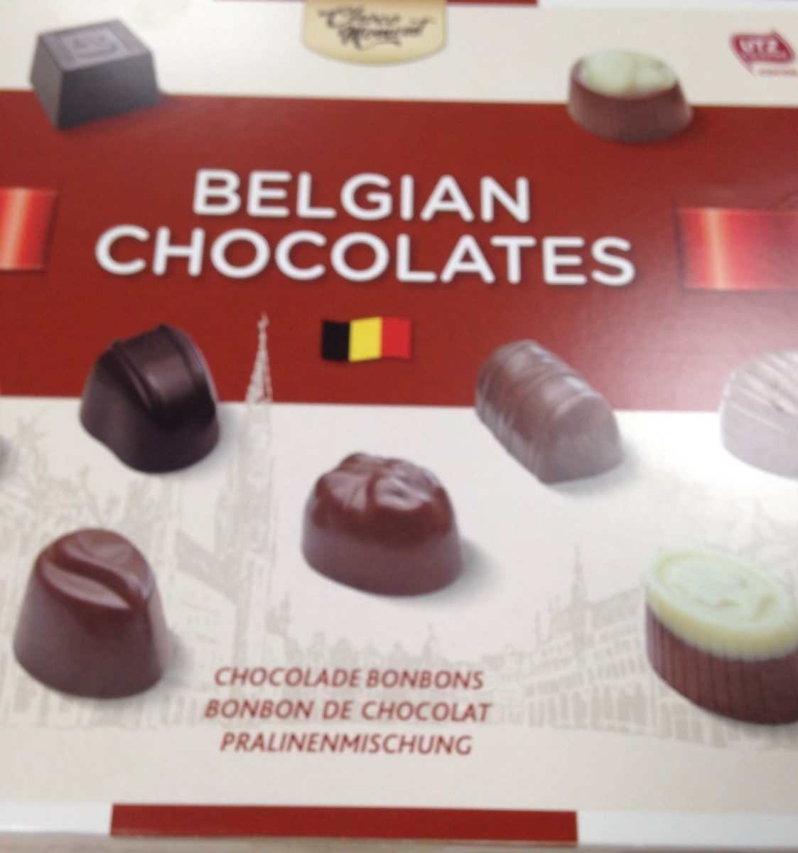 Belgian Chocolates - Product