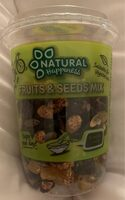 Fruits & Seeds Mix - Product