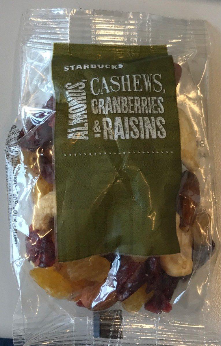 Mélange fruits et noix - Producto
