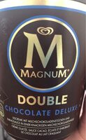 Magnum Glace Pot Double Chocolat Deluxe - Producto - fr