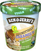 Ben & Jerry's Vegan Glace en Pot Noix de Coco et Caramel 500ml - Product