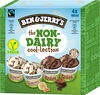 Ben & Jerry's Glace Vegan Pot Chocolate Fudge Brownie x3 - Product