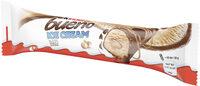 KINDER Bueno Barre Glacée Noisette enrobée de Chocolat au Lait - Prodotto - fr