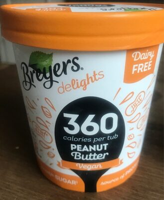 Peanut Butter Ice Cream - Produkt - fr